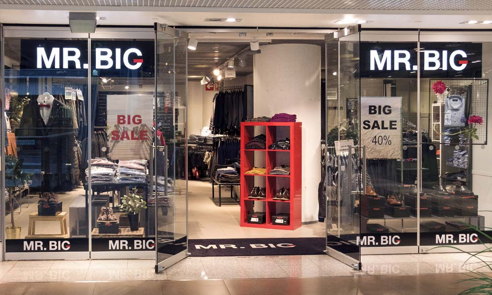 Big Red Store >> Mr Big Shopping Center Citycenter