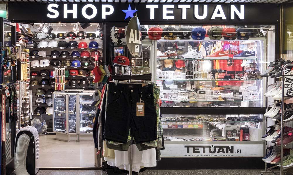 Shop-Tetuan - Kauppakeskus Citycenter 5a0c1f4fb6